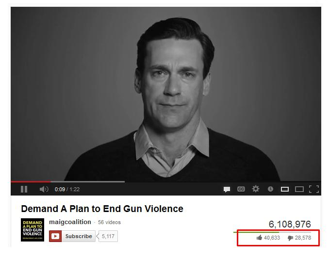 Gun Violence - Demand a Plan