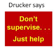 Drucker help