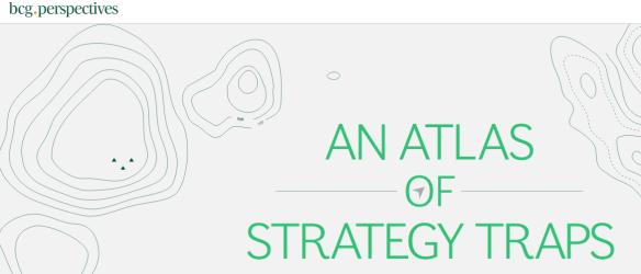 BCG - Strategy Traps